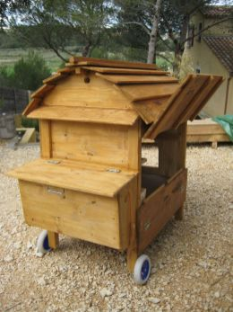Extraordinary chicken coop decor ideas 22