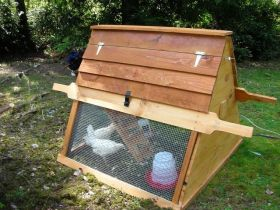 Extraordinary chicken coop decor ideas 33