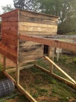 Extraordinary chicken coop decor ideas 34