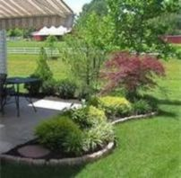 Impressive small front yard landscaping ideas 14