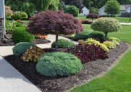 Impressive small front yard landscaping ideas 22
