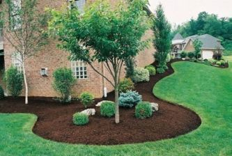 Impressive small front yard landscaping ideas 25