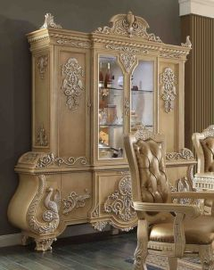 Most unique china cabinet makeover ideas 06