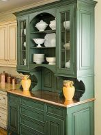 Most unique china cabinet makeover ideas 14