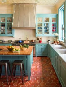 Wonderful wood kitchen design ideas for cozy kitchen inspiration 01