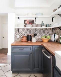 Wonderful wood kitchen design ideas for cozy kitchen inspiration 06