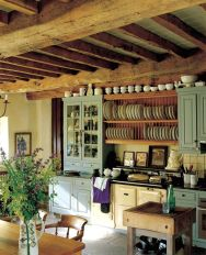 Wonderful wood kitchen design ideas for cozy kitchen inspiration 08