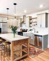 Wonderful wood kitchen design ideas for cozy kitchen inspiration 09