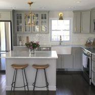 Wonderful wood kitchen design ideas for cozy kitchen inspiration 21