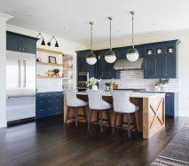 Wonderful wood kitchen design ideas for cozy kitchen inspiration 48
