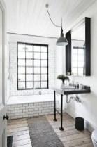 Adorable modern rustic bathroom ideas 17