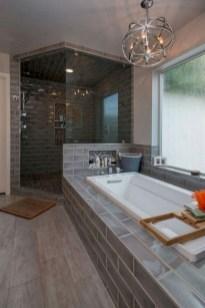 Adorable modern rustic bathroom ideas 20