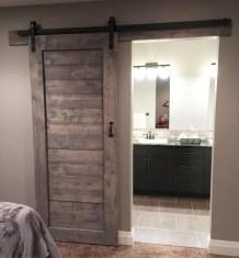 Adorable modern rustic bathroom ideas 27