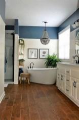 Adorable modern rustic bathroom ideas 30
