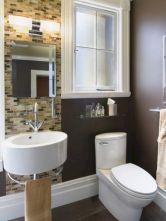 Affordable modern small bathroom vanities ideas 03