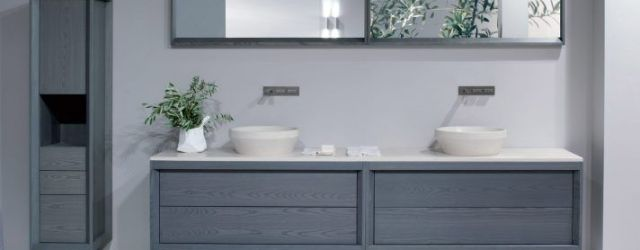 Affordable modern small bathroom vanities ideas 13