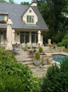 Amazing french country exterior for your home inspiration 09