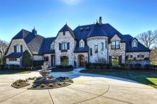 Amazing french country exterior for your home inspiration 11