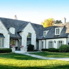 Amazing french country exterior for your home inspiration 30