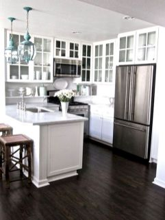 Awesome kitchen makeovers for small kitchens 11
