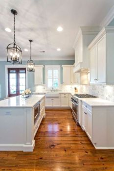 Awesome kitchen makeovers for small kitchens 22