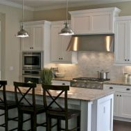 Awesome kitchen makeovers for small kitchens 39