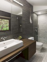 Beautiful mid century modern bathroom ideas 07