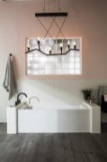 Beautiful mid century modern bathroom ideas 28