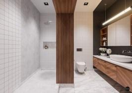 Beautiful mid century modern bathroom ideas 31