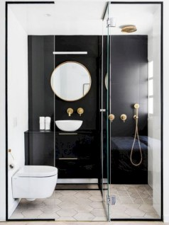 Beautiful mid century modern bathroom ideas 34