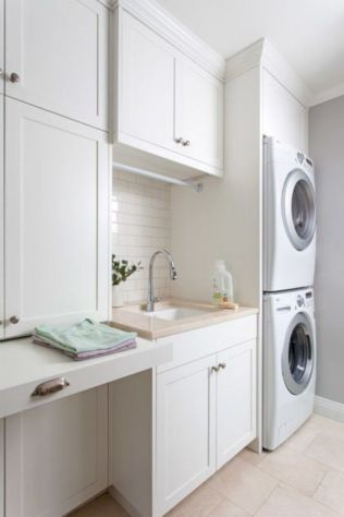 Brilliant laundry room organization ideas 12