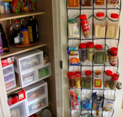 Brilliant laundry room organization ideas 39