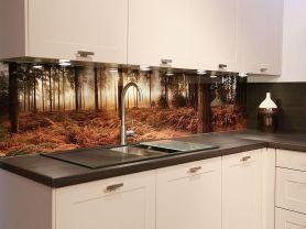 Comfy antique white kitchen cabinets ideas 22