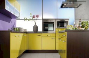 Cool inexpensive kitchen cabinet makeovers 02