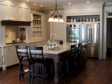 Cool inexpensive kitchen cabinet makeovers 07