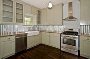 Cool inexpensive kitchen cabinet makeovers 10