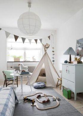 Cozy kids bedroom trends 2018 14