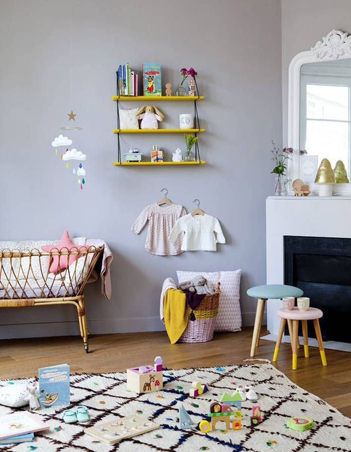 Cozy kids bedroom trends 2018 30