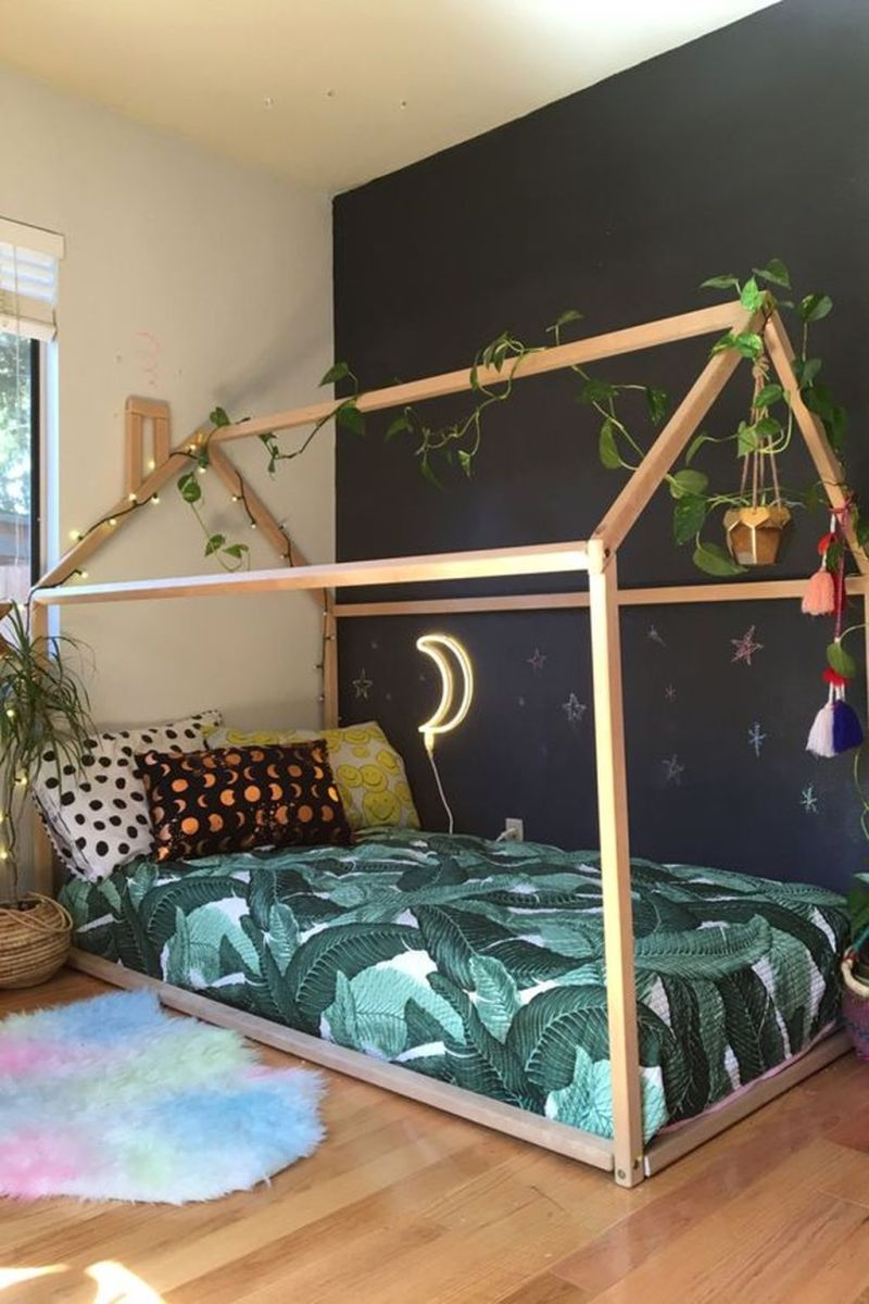 Cozy kids bedroom trends 2018 32