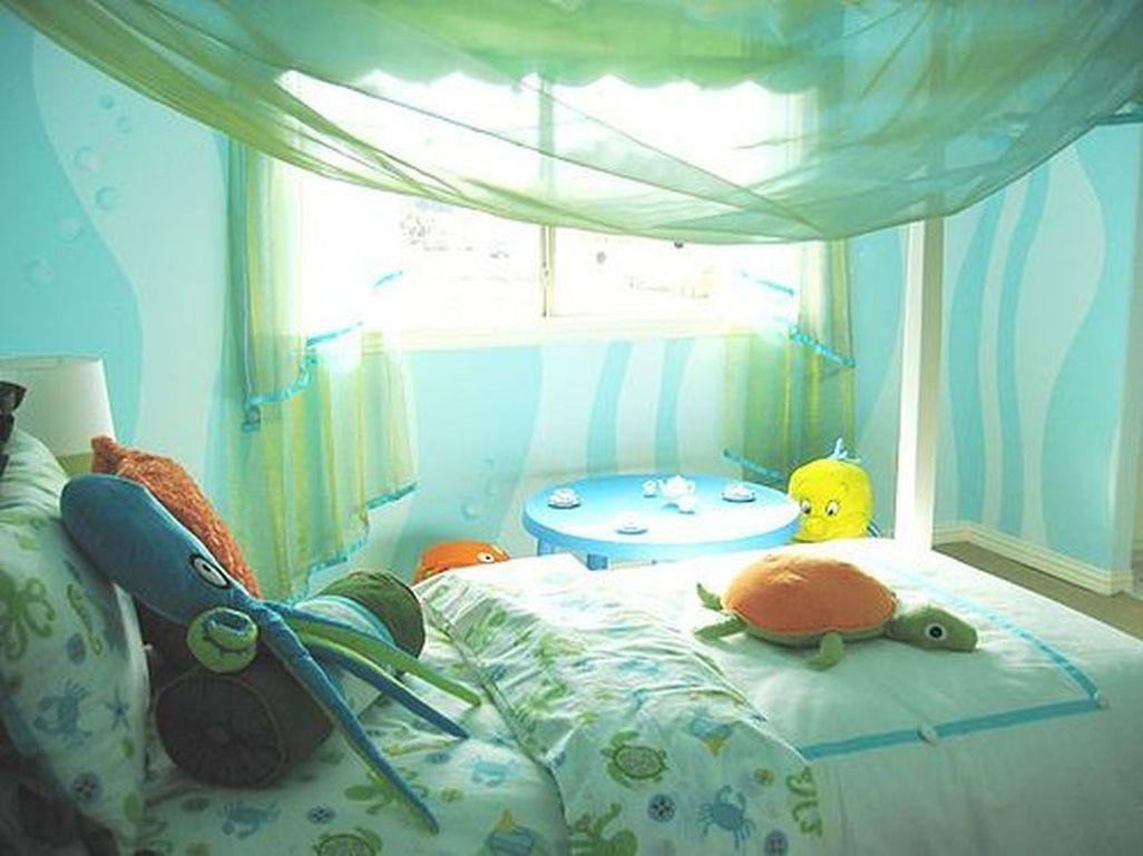 Cozy kids bedroom trends 2018 38