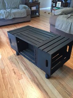 Creative coffee table design ideas for your home 39