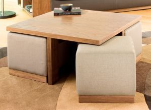 Creative coffee table design ideas for your home 40