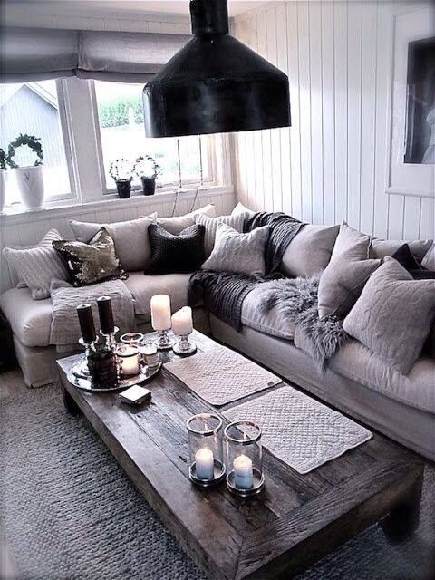 Creative coffee table design ideas for your home 46