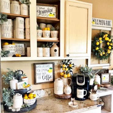 Creative diy easy kitchen makeovers 07