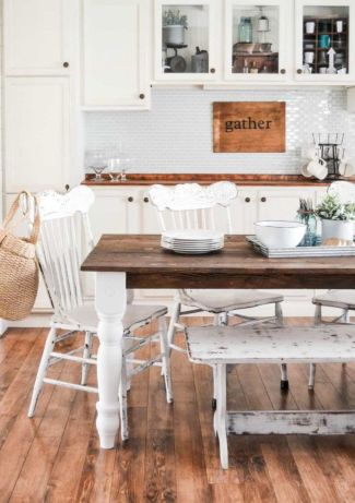 Creative diy easy kitchen makeovers 13