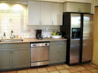 Creative diy easy kitchen makeovers 16