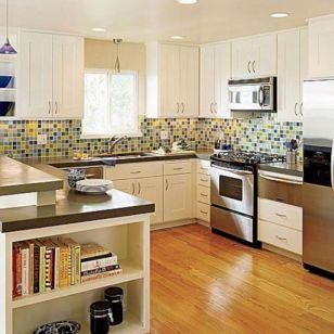 Creative diy easy kitchen makeovers 22