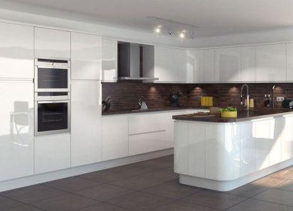 Easy grey and white kitchen backsplash ideas 02