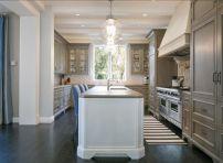 Easy grey and white kitchen backsplash ideas 21
