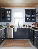 Easy grey and white kitchen backsplash ideas 40